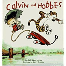 Calvin and Hobbes book 2