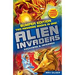 Alien Invaders: Rockhead & Inferno