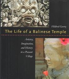 The Life of a Balinese Temple