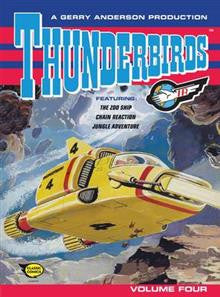 Thunderbirds Comic: Volume 4