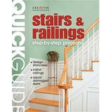 Quick Guide: Stairs & Railings: Step-by-Step Construction Methods