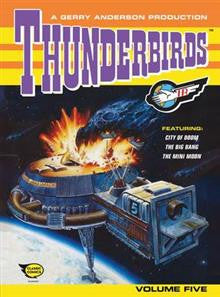 Thunderbirds Comic Volume 5