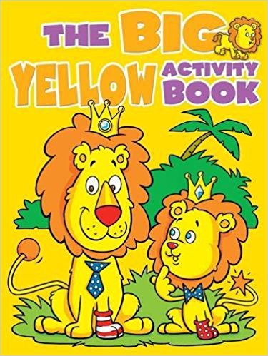 The Big Yellow ActivityBook