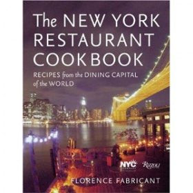 The New York Restaurant Cookbook