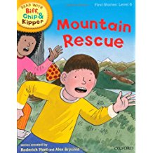 Read with Biff, Chip, and Kipper: First Stories: Level 6: Mountain Rescue