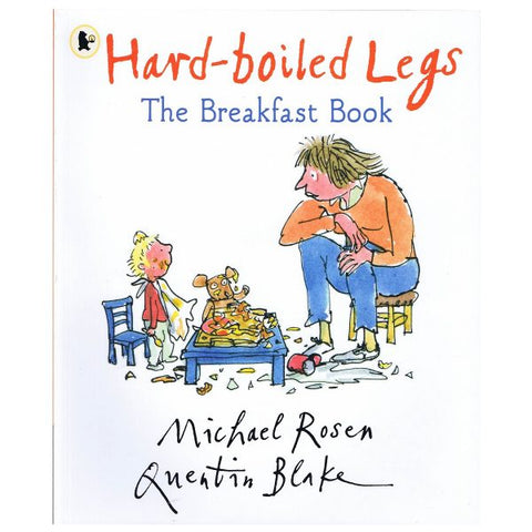 Hard-Boiled Legs The Breakfast Book
