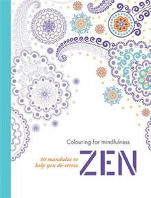 Zen: 50 Mandalas to Help You De-Stress