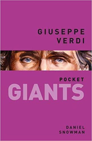 Giuseppe Verdi (pocket GIANTS)