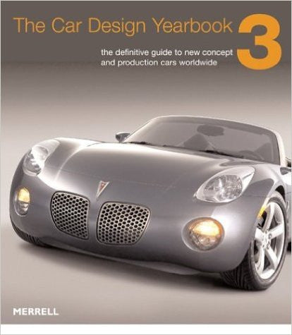 The Car Design Yearbook 3: The Definitive Annual