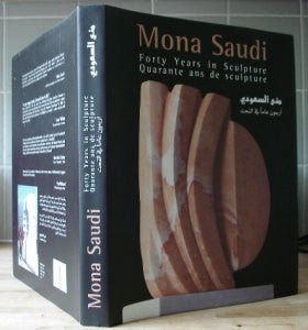 Mona Saudi: Forty Years in Sculpture