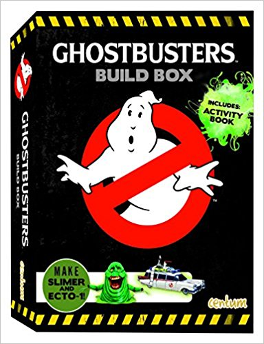 Ghostbusters: Build A Model