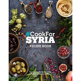 Cook For Syria Recipe Book