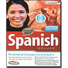 Cosmi ROM07562 Learn to Speak Spanish Deluxe