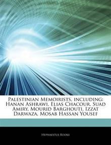 Articles on Palestinian Memoirists,