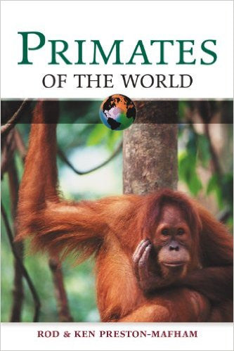 Primates of the World (Of the World Series)