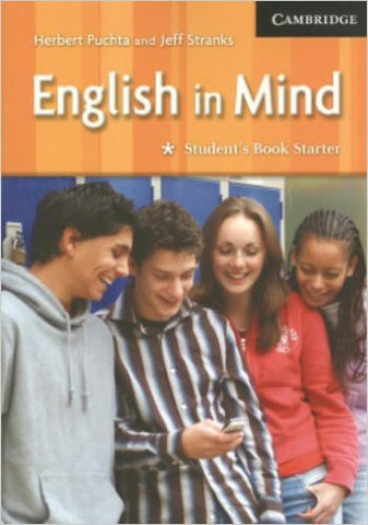 English in Mind Starter Student's Book