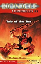 Tale of the Toa: The Legend Begins... (Bionicle Chronicles)