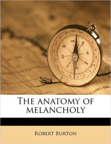 The anatomy of melancholy Volume 2