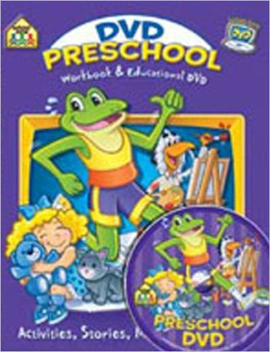 Preschool I DVD Workbook