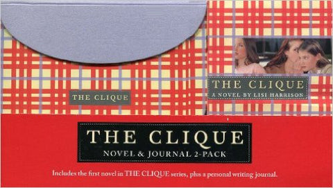 The Clique Novel & Journal 2-pack