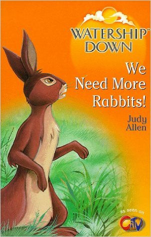 Watership Down: We Need More Rabbits