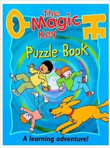 Magic Key Puzzle Book: Puzzle Book