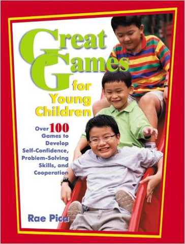 Great Games for Young Childre