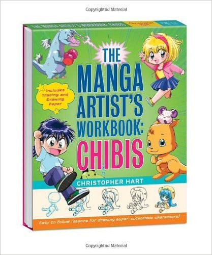 The Manga Artist's Workbook