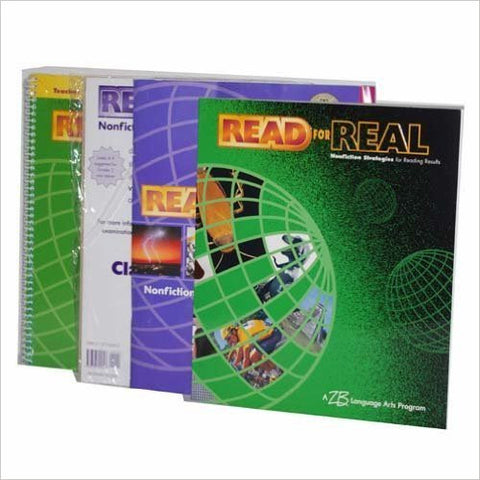 Read for Real Level A (Nonfiction Strategies for Reading Results)