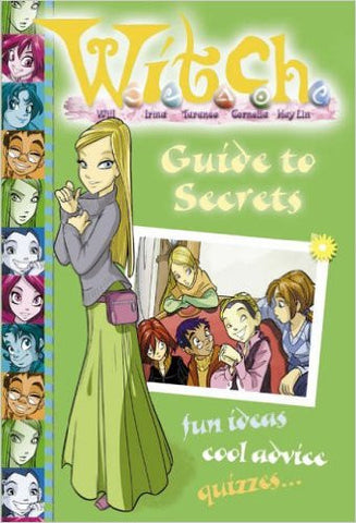 Witch Guide to Secrets