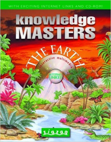 The Earth with CDROM (Knowledge Masters)