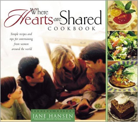 Where Hearts are Shared Cookbook