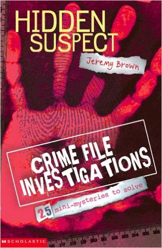 HIDDEN SUSPECT (CRIME FILE INVESTIGATIONS)
