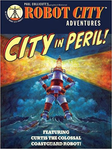 Robot City Adventures City in Peril
