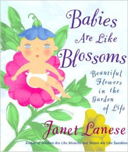 BABIES ARE LIKE BLOSSOMS :