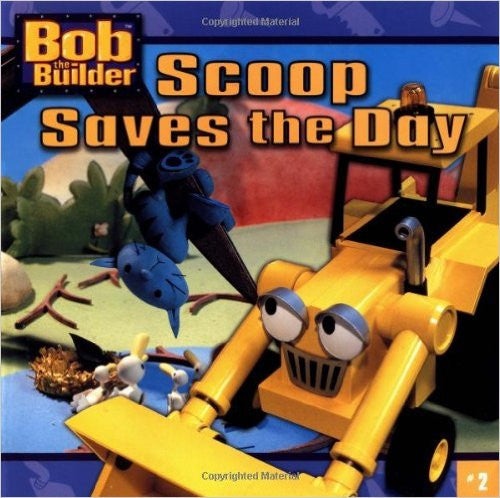 Scoop Saves the Day (Bob the Builder (8x8))