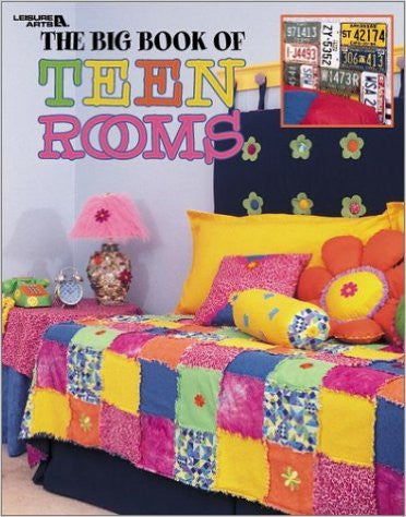 The Big Book of Teen Rooms