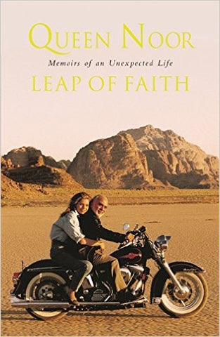 A Leap of Faith: Memoir of an Unexpected Life