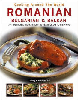Cooking Around the World Romania, Bulgarian & Balkan