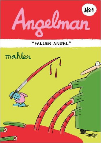 "Angelman: ""Fallen Angel"""