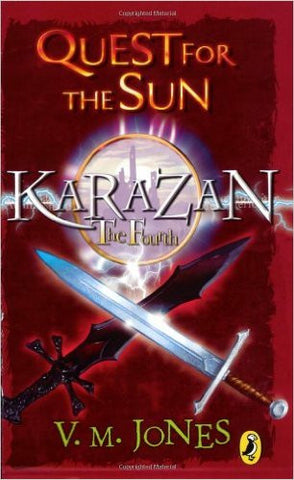 Karazan: Quest for the Sun