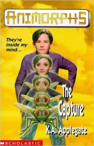 Animorphs The Capture Book 6
