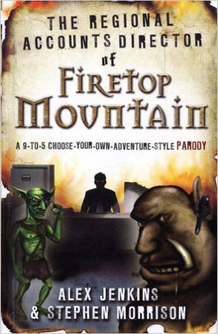 The Regional Accounts Director of Firetop Mountain