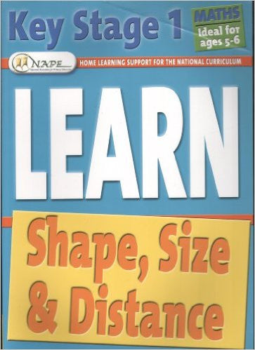 Learn Maths KS1 Shape, Size