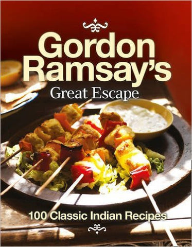 Gordon Ramsay's Great Escape. Food, Mark Sargeant