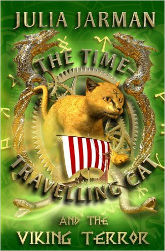 The Time-Travelling Cat and the Viking Terror (Time-Travelling Cat series)