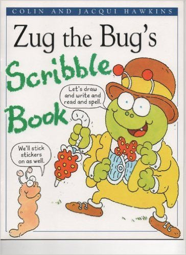 Zug the Bug's Scribble Book