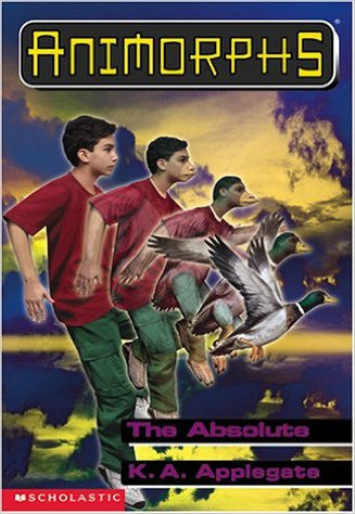 The Absolute (Animorphs #51) (Animorphs (Quality))