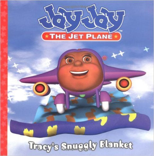 Tracy's Snuggly Blanket (Jay Jay the Jet Plane)