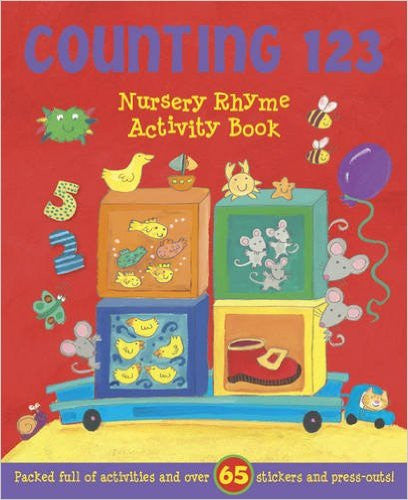 Nursery Rhyme Activity: Counting 123